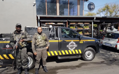 CORTAC Strike Unit success in Parkhurst